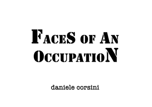 Cover Faces of an occupation