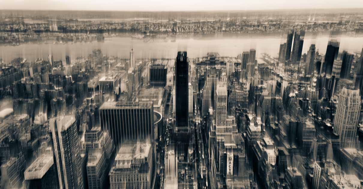 Gotham View from Empire